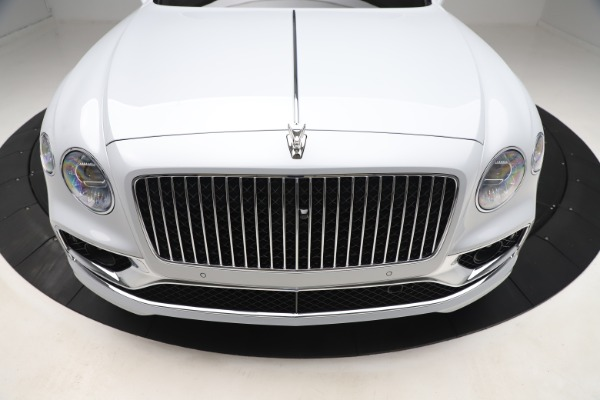 New 2020 Bentley Flying Spur W12 for sale Sold at Rolls-Royce Motor Cars Greenwich in Greenwich CT 06830 13