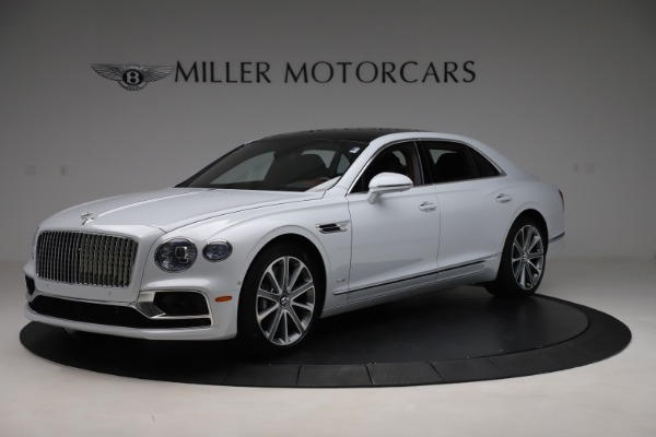 New 2020 Bentley Flying Spur W12 for sale Sold at Rolls-Royce Motor Cars Greenwich in Greenwich CT 06830 2