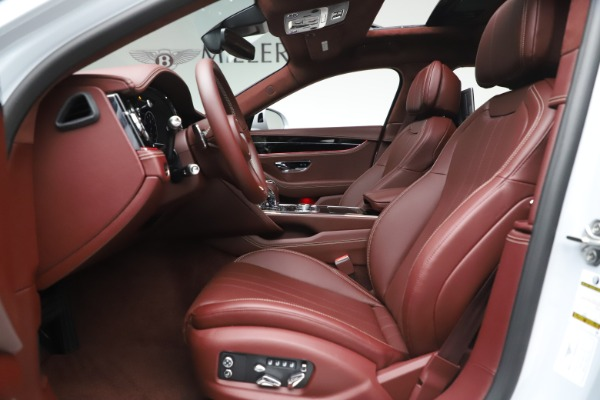 New 2020 Bentley Flying Spur W12 for sale Sold at Rolls-Royce Motor Cars Greenwich in Greenwich CT 06830 22