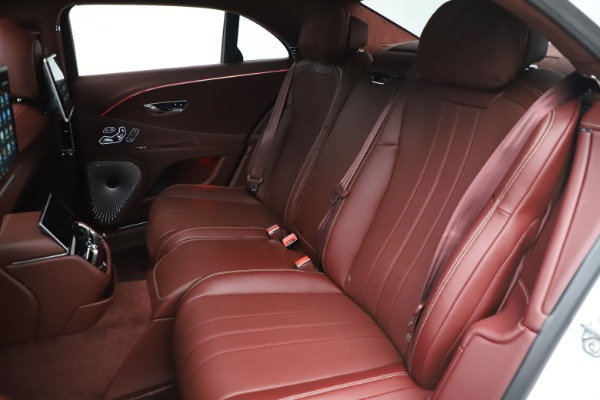 New 2020 Bentley Flying Spur W12 for sale Sold at Rolls-Royce Motor Cars Greenwich in Greenwich CT 06830 25
