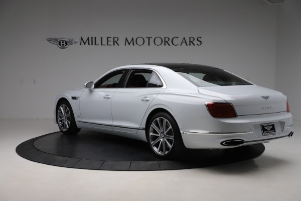 New 2020 Bentley Flying Spur W12 for sale Sold at Rolls-Royce Motor Cars Greenwich in Greenwich CT 06830 5