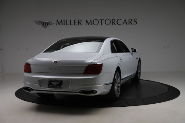 New 2020 Bentley Flying Spur W12 for sale Sold at Rolls-Royce Motor Cars Greenwich in Greenwich CT 06830 7