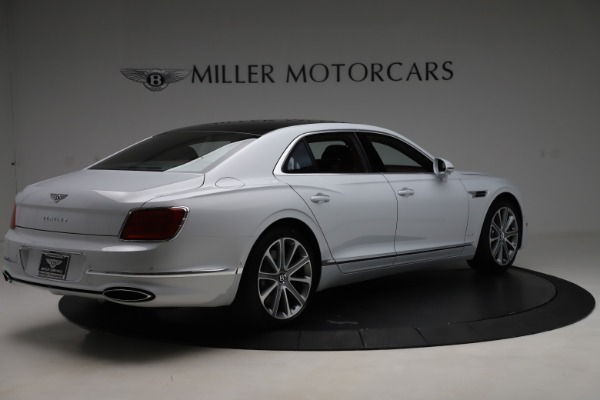 New 2020 Bentley Flying Spur W12 for sale Sold at Rolls-Royce Motor Cars Greenwich in Greenwich CT 06830 8