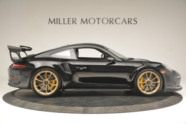 Used 2019 Porsche 911 GT3 RS for sale Sold at Rolls-Royce Motor Cars Greenwich in Greenwich CT 06830 10