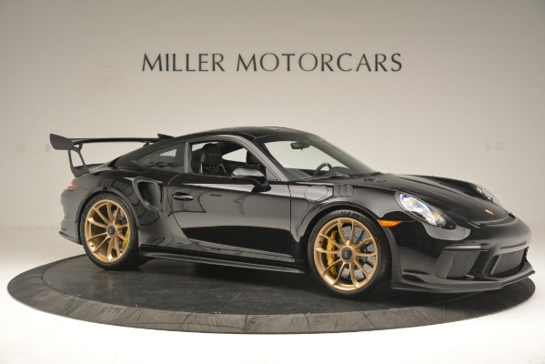 Used 2019 Porsche 911 GT3 RS for sale Sold at Rolls-Royce Motor Cars Greenwich in Greenwich CT 06830 11