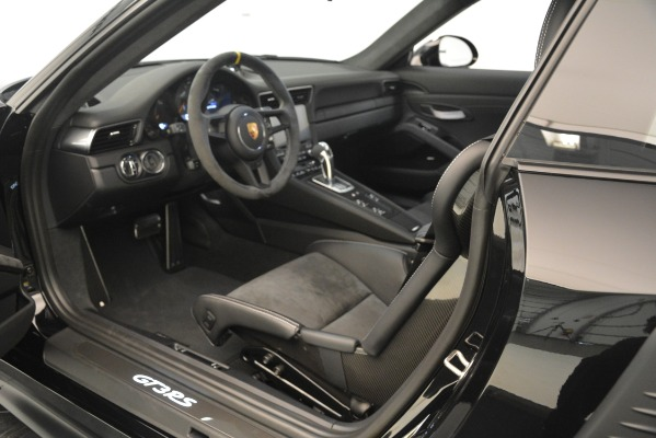 Used 2019 Porsche 911 GT3 RS for sale Sold at Rolls-Royce Motor Cars Greenwich in Greenwich CT 06830 13