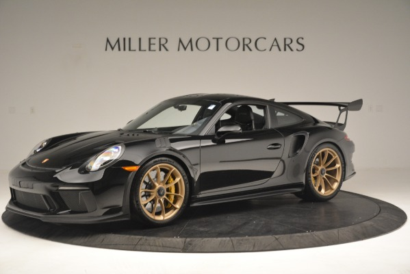 Used 2019 Porsche 911 GT3 RS for sale Sold at Rolls-Royce Motor Cars Greenwich in Greenwich CT 06830 2