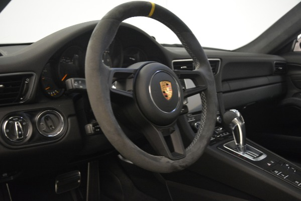 Used 2019 Porsche 911 GT3 RS for sale Sold at Rolls-Royce Motor Cars Greenwich in Greenwich CT 06830 20