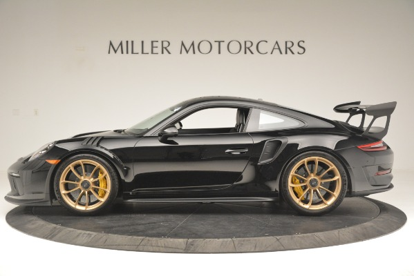 Used 2019 Porsche 911 GT3 RS for sale Sold at Rolls-Royce Motor Cars Greenwich in Greenwich CT 06830 3