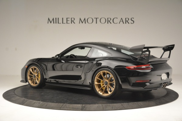 Used 2019 Porsche 911 GT3 RS for sale Sold at Rolls-Royce Motor Cars Greenwich in Greenwich CT 06830 4