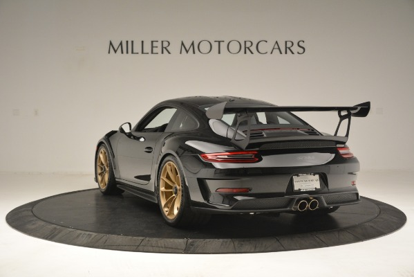 Used 2019 Porsche 911 GT3 RS for sale Sold at Rolls-Royce Motor Cars Greenwich in Greenwich CT 06830 5