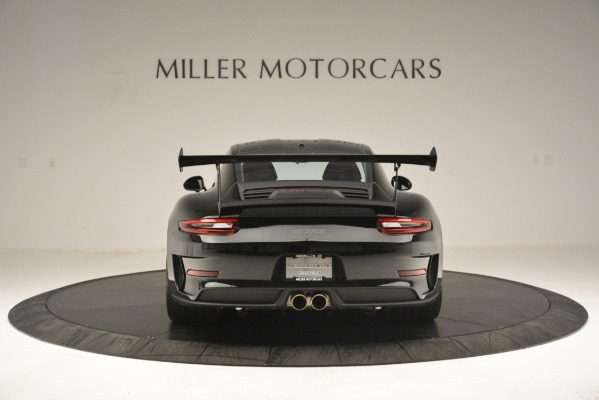 Used 2019 Porsche 911 GT3 RS for sale Sold at Rolls-Royce Motor Cars Greenwich in Greenwich CT 06830 6