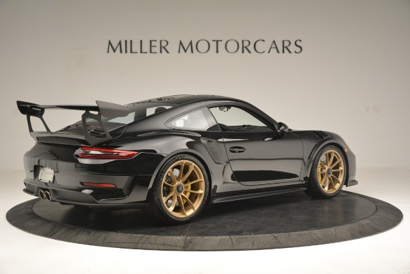 Used 2019 Porsche 911 GT3 RS for sale Sold at Rolls-Royce Motor Cars Greenwich in Greenwich CT 06830 9