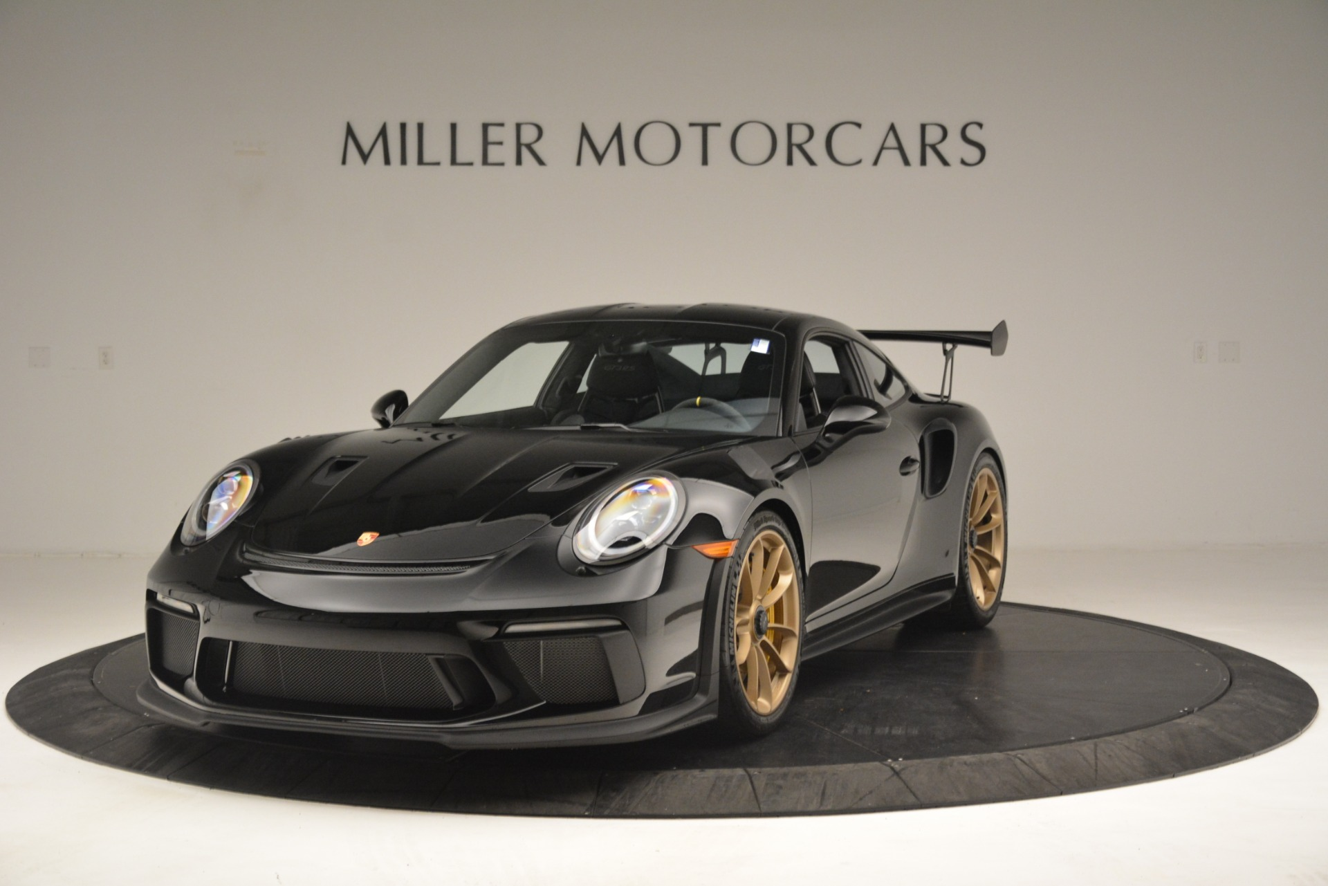 Used 2019 Porsche 911 GT3 RS for sale Sold at Rolls-Royce Motor Cars Greenwich in Greenwich CT 06830 1