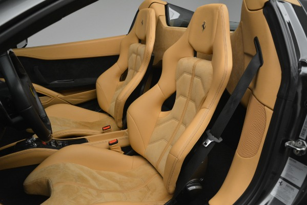 Used 2013 Ferrari 458 Spider for sale Sold at Rolls-Royce Motor Cars Greenwich in Greenwich CT 06830 19