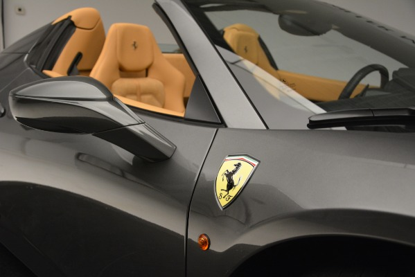 Used 2013 Ferrari 458 Spider for sale Sold at Rolls-Royce Motor Cars Greenwich in Greenwich CT 06830 28