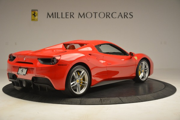 Used 2018 Ferrari 488 Spider for sale Sold at Rolls-Royce Motor Cars Greenwich in Greenwich CT 06830 16
