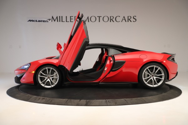 Used 2016 McLaren 570S Coupe for sale Sold at Rolls-Royce Motor Cars Greenwich in Greenwich CT 06830 11