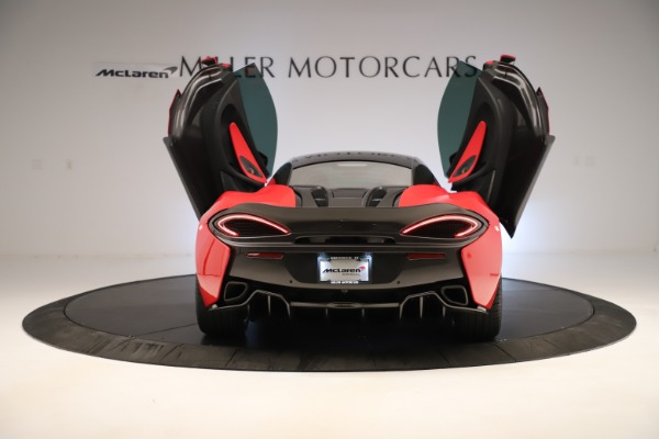Used 2016 McLaren 570S Coupe for sale Sold at Rolls-Royce Motor Cars Greenwich in Greenwich CT 06830 13