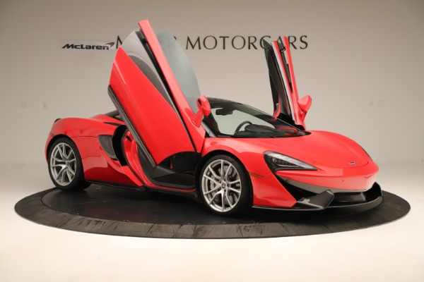 Used 2016 McLaren 570S Coupe for sale Sold at Rolls-Royce Motor Cars Greenwich in Greenwich CT 06830 16