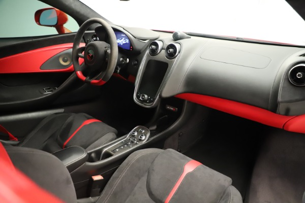 Used 2016 McLaren 570S Coupe for sale Sold at Rolls-Royce Motor Cars Greenwich in Greenwich CT 06830 22