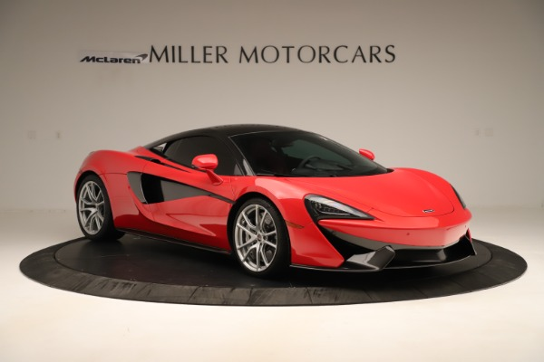 Used 2016 McLaren 570S Coupe for sale Sold at Rolls-Royce Motor Cars Greenwich in Greenwich CT 06830 7