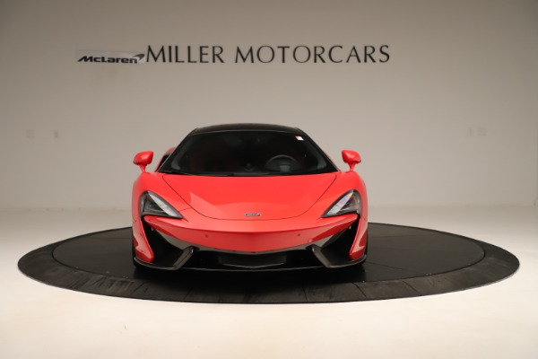 Used 2016 McLaren 570S Coupe for sale Sold at Rolls-Royce Motor Cars Greenwich in Greenwich CT 06830 8