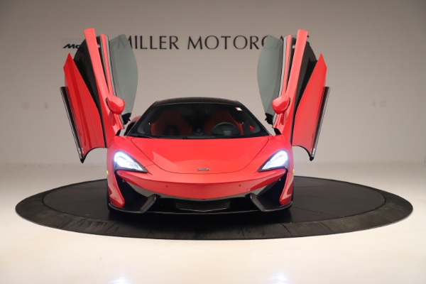 Used 2016 McLaren 570S Coupe for sale Sold at Rolls-Royce Motor Cars Greenwich in Greenwich CT 06830 9