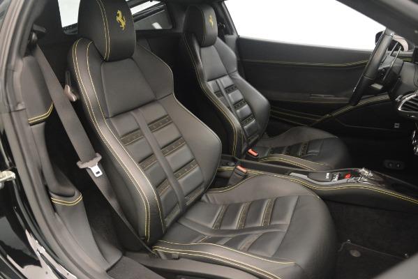 Used 2011 Ferrari 458 Italia for sale Sold at Rolls-Royce Motor Cars Greenwich in Greenwich CT 06830 19
