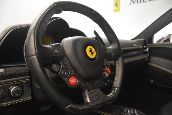 Used 2011 Ferrari 458 Italia for sale Sold at Rolls-Royce Motor Cars Greenwich in Greenwich CT 06830 20