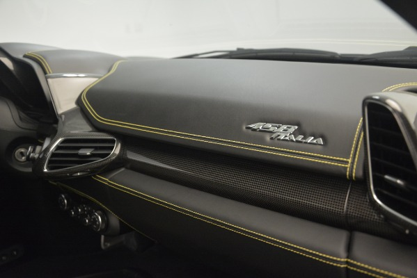 Used 2011 Ferrari 458 Italia for sale Sold at Rolls-Royce Motor Cars Greenwich in Greenwich CT 06830 24
