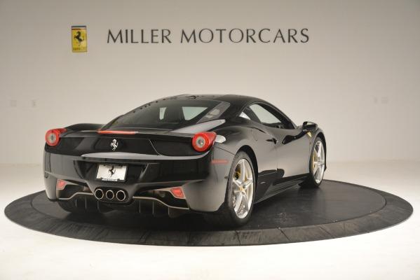 Used 2011 Ferrari 458 Italia for sale Sold at Rolls-Royce Motor Cars Greenwich in Greenwich CT 06830 7