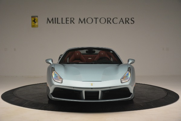 Used 2017 Ferrari 488 Spider for sale Sold at Rolls-Royce Motor Cars Greenwich in Greenwich CT 06830 12
