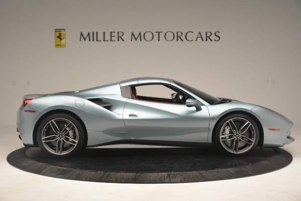 Used 2017 Ferrari 488 Spider for sale Sold at Rolls-Royce Motor Cars Greenwich in Greenwich CT 06830 17