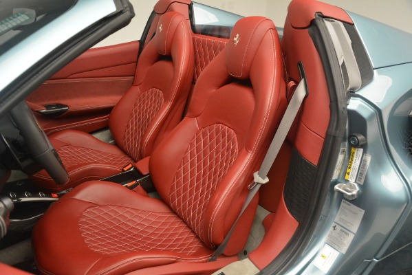 Used 2017 Ferrari 488 Spider for sale Sold at Rolls-Royce Motor Cars Greenwich in Greenwich CT 06830 20