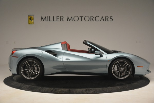 Used 2017 Ferrari 488 Spider for sale Sold at Rolls-Royce Motor Cars Greenwich in Greenwich CT 06830 9