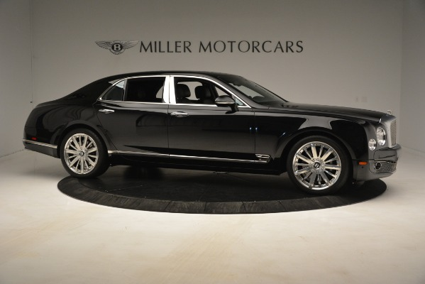 Used 2016 Bentley Mulsanne for sale Sold at Rolls-Royce Motor Cars Greenwich in Greenwich CT 06830 10