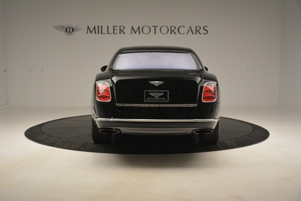 Used 2016 Bentley Mulsanne for sale Sold at Rolls-Royce Motor Cars Greenwich in Greenwich CT 06830 6