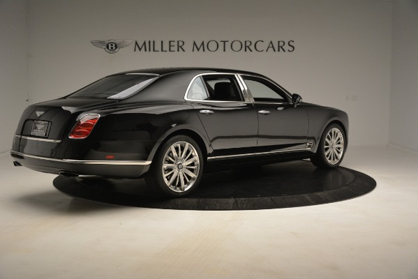 Used 2016 Bentley Mulsanne for sale Sold at Rolls-Royce Motor Cars Greenwich in Greenwich CT 06830 8