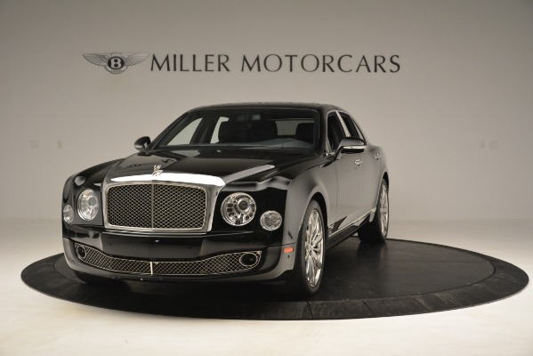 Used 2016 Bentley Mulsanne for sale Sold at Rolls-Royce Motor Cars Greenwich in Greenwich CT 06830 1