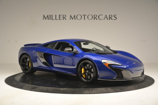 Used 2015 McLaren 650S Coupe for sale $143,900 at Rolls-Royce Motor Cars Greenwich in Greenwich CT 06830 10
