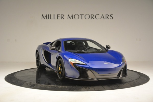Used 2015 McLaren 650S Coupe for sale $143,900 at Rolls-Royce Motor Cars Greenwich in Greenwich CT 06830 11