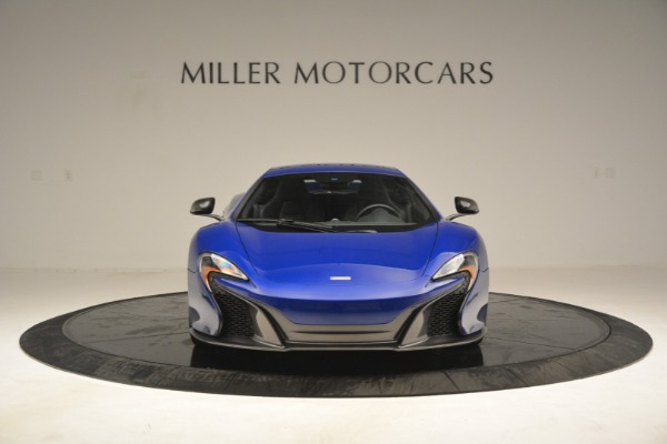 Used 2015 McLaren 650S Coupe for sale $143,900 at Rolls-Royce Motor Cars Greenwich in Greenwich CT 06830 12