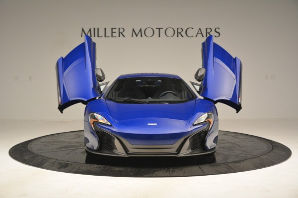 Used 2015 McLaren 650S for sale Sold at Rolls-Royce Motor Cars Greenwich in Greenwich CT 06830 13