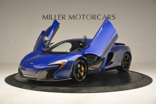 Used 2015 McLaren 650S Coupe for sale $143,900 at Rolls-Royce Motor Cars Greenwich in Greenwich CT 06830 14