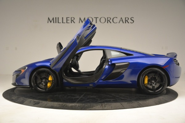 Used 2015 McLaren 650S Coupe for sale $143,900 at Rolls-Royce Motor Cars Greenwich in Greenwich CT 06830 15