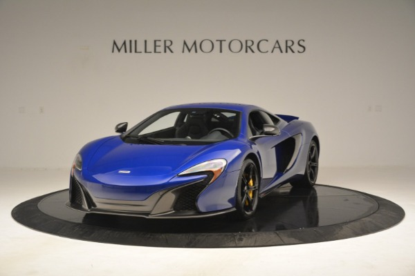 Used 2015 McLaren 650S Coupe for sale $143,900 at Rolls-Royce Motor Cars Greenwich in Greenwich CT 06830 2