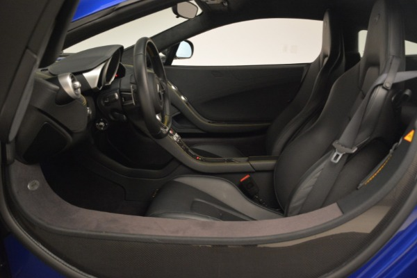 Used 2015 McLaren 650S Coupe for sale $143,900 at Rolls-Royce Motor Cars Greenwich in Greenwich CT 06830 22