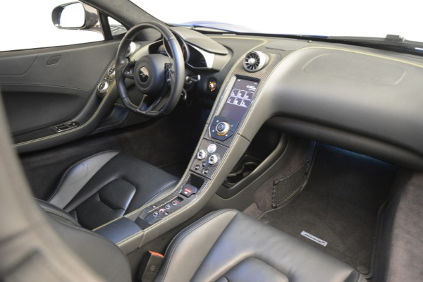 Used 2015 McLaren 650S Coupe for sale $143,900 at Rolls-Royce Motor Cars Greenwich in Greenwich CT 06830 24