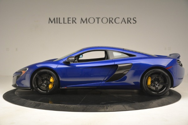 Used 2015 McLaren 650S Coupe for sale $143,900 at Rolls-Royce Motor Cars Greenwich in Greenwich CT 06830 3